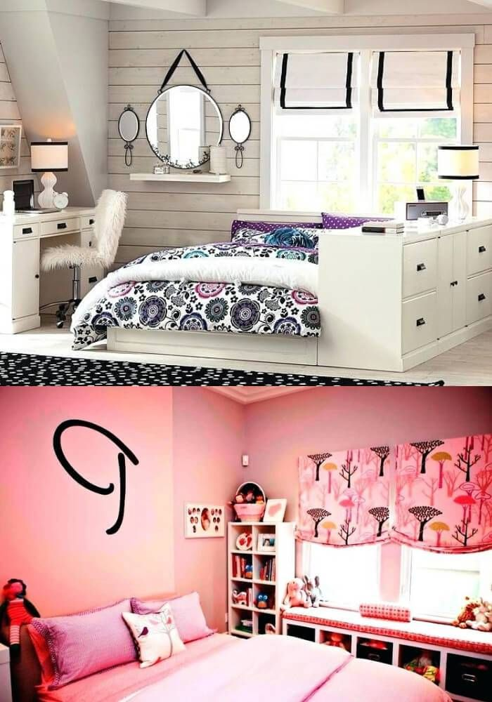 37+ Cool Bedroom Decorating Ideas For Teens - FarmFoodFamily #{3F - Teen Room Decorating Ideas