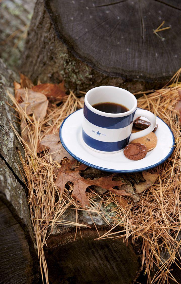 Coffe Break during fall season. http://www.lexingtoncompany.com/