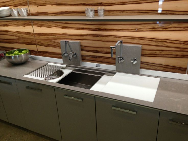 The Galley Kitchen Sink