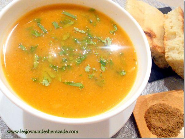 harira soupe de ramadan