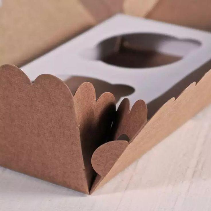 Cajas originales para cupcakes