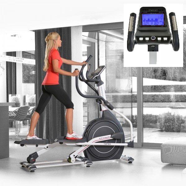 pasillo Sabroso mosquito  Reebok Titanium TXF3.0 | Bicicleta eliptica, Comprar bicicletas, Eliptica