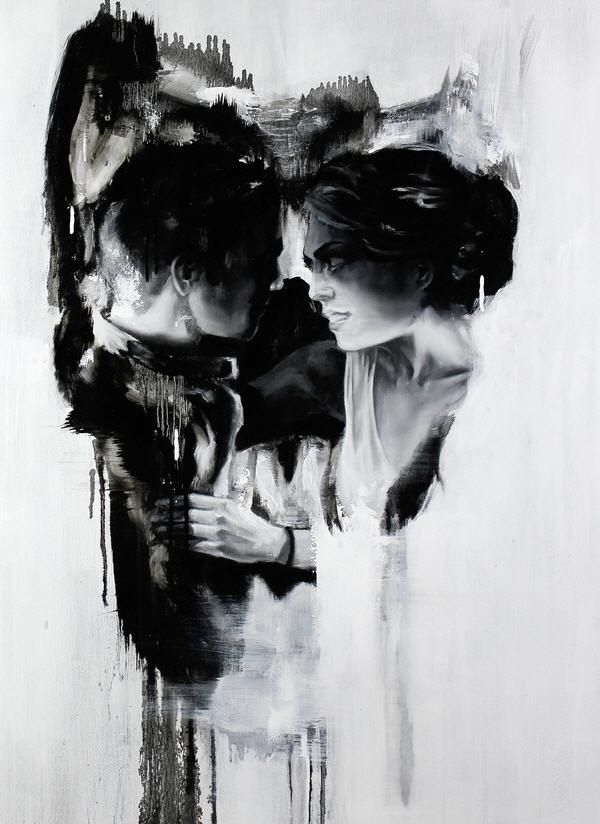 Skull Illusion Artwork by Tom French