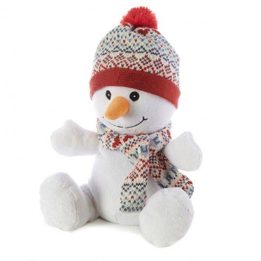Warmies® Cozy Plush Snowman