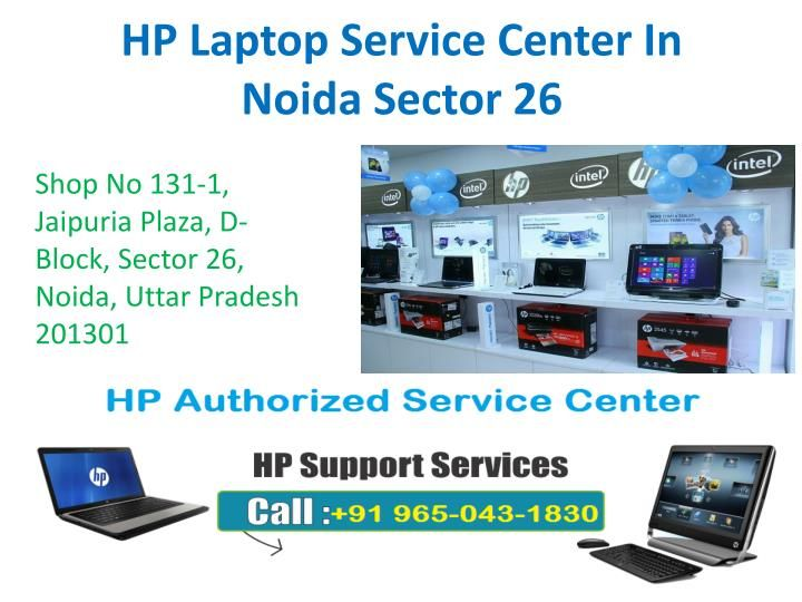 Top Authorized HP Laptop Service Center In Noida U P | Top