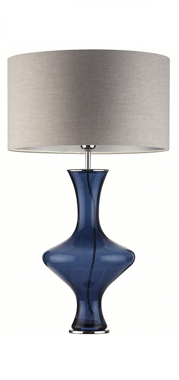 Best 25 Blue Lamps Ideas On Pinterest
