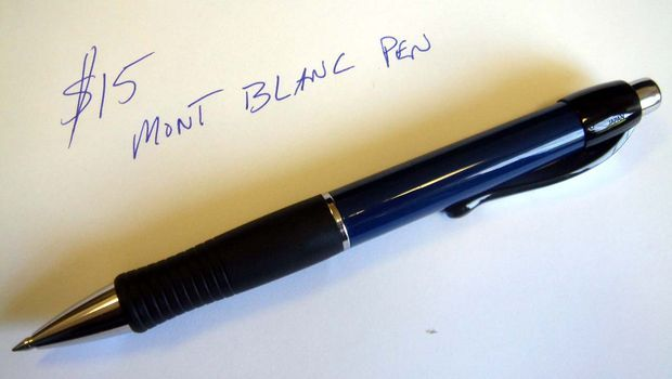 Picture of Save $200 in 2 minutes and have the worlds best writing pen