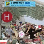 On the last night of the 45th annual Comic-Con, San Diego police were called to the scene after hundreds of...