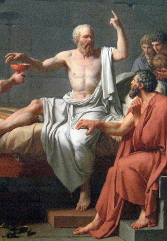 Citazioni, frasi celebri, frasi famose e aforismi di Socrate