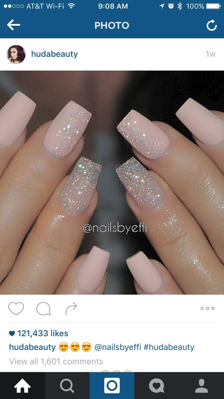 nice I love this design... But I have stiletto nails. I am literally going to do this...