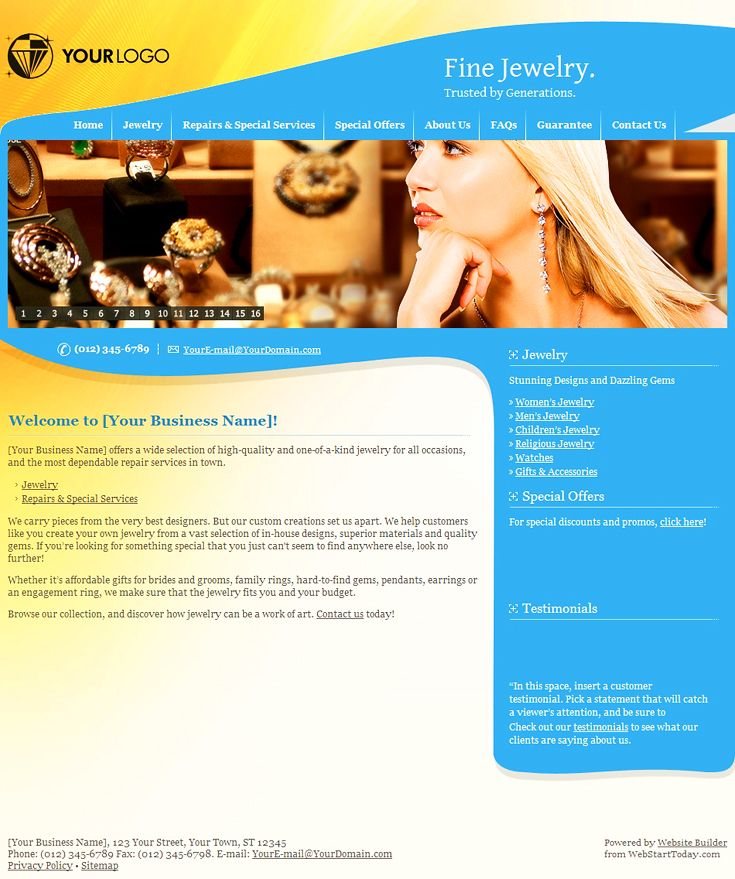 Define a niche for your dating website