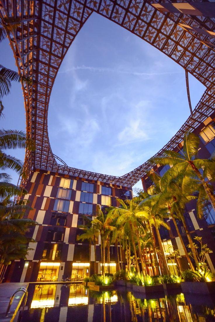 Crowne Plaza Changi Airport Singapore 61 Worlds Best Airport Hotel