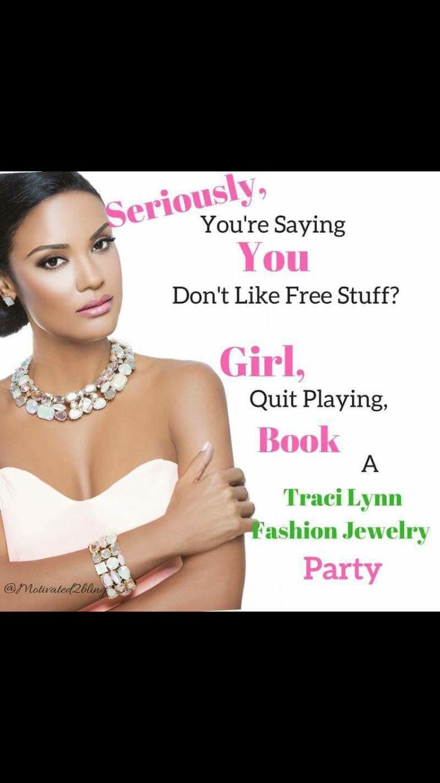 Medium Of Traci Lynn Fashion Jewelry