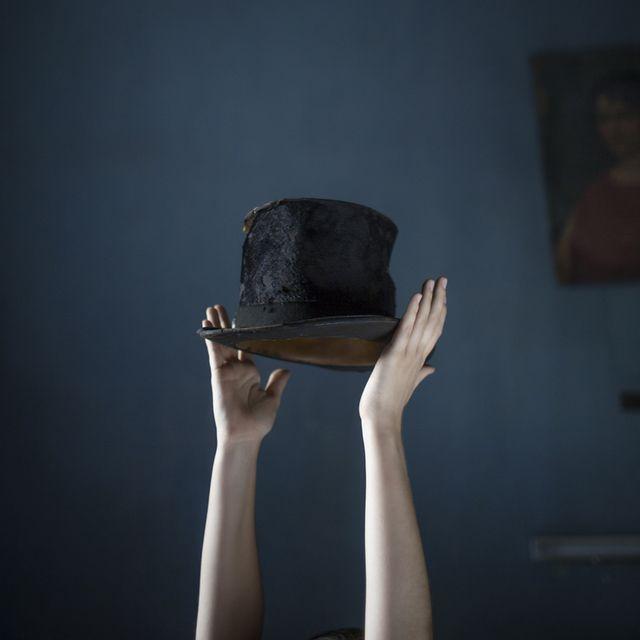 The Magician's Hat, Miramar, Cuba, 2014 | Gardening at Night | Cig Harvey