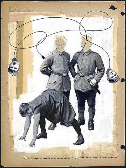 Portrait of Leo & Pipo, by Franz Falckenhaus by Leo & Pipo, via Flickr