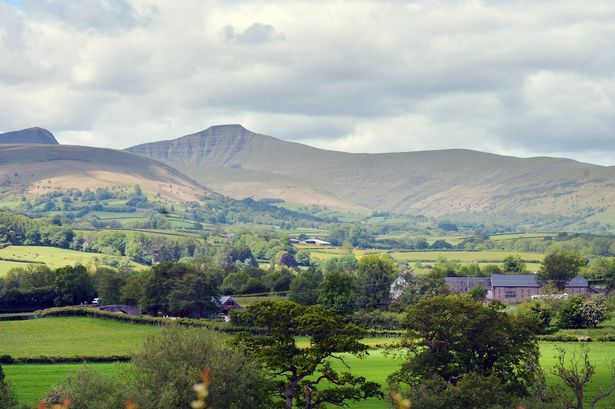The highest peak in South Wales is Pen-y-fan, situated in the Brecon Beacons National Park.