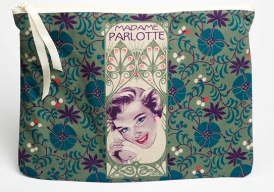 Pochette Madame Parlotte