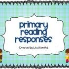These versatile primary reading responses can be used for any fiction story! They are appropriate for 1st and 2nd grade. Consider using the reading...