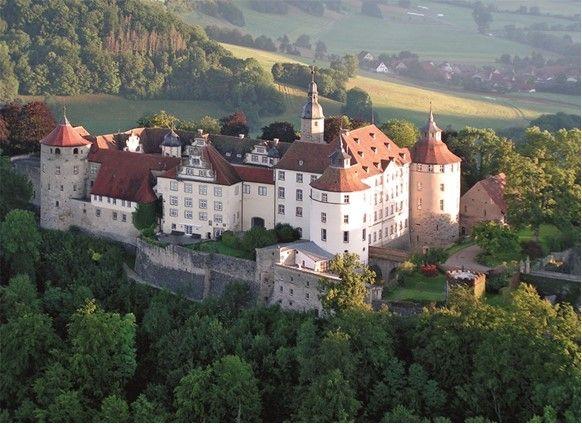 Die fürstlichen Gartentage auf Schloss Langenburg finden vom 04. bis 06. September 2015 statt. Blütenrausch wünscht einen tollen Messebesuch! Bilder: Lohde Veranstaltungen