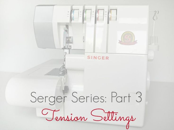 Loopy stitching and puckered or curled fabric edges be gone! It's time to nail the whole tension thing once and for all! The best way to diagnose a problem when it crops up is to understand the eff...