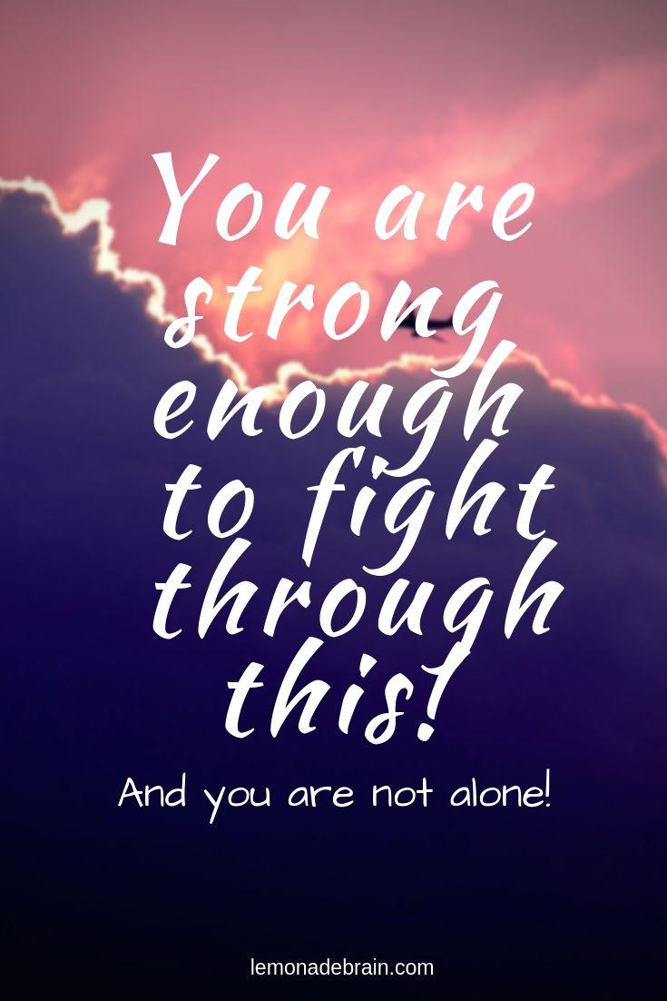 Monday Motivation Running through Chemo   Cancer inspirational ...