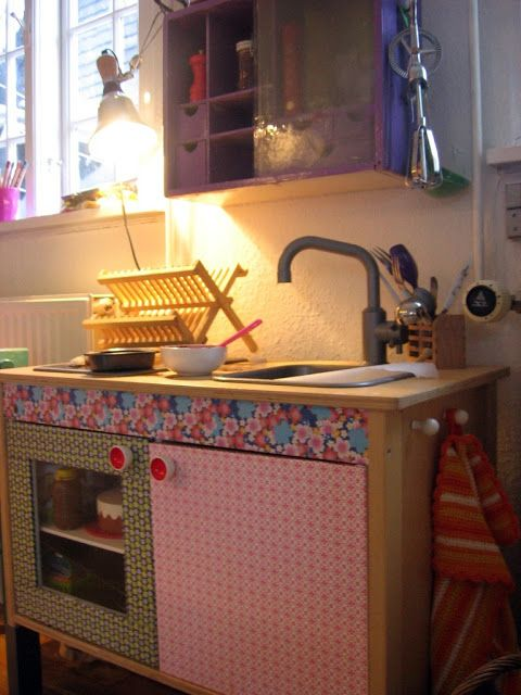 57 best Lekekjøkken images on Pinterest Play kitchens, Child - sp le f r k che