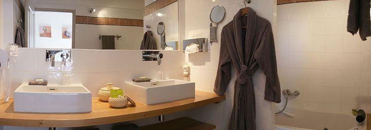 Intérieur Salle de bain Chambre grand Confort.