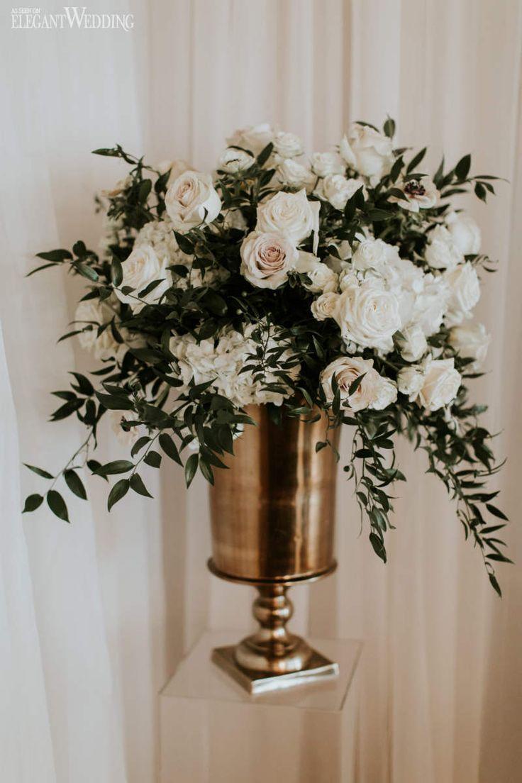 Al Fresco Wedding Filled with Greenery – ~ Wedding Ideas ~
