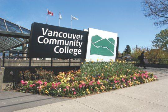 Cao đẳng cộng đồng vancouver-community-college