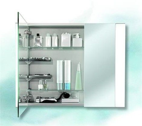 Villeroy boch my view mirror cabinet interior design bathoom pinterest cabinets - Villeroy and boch bathroom cabinets ...