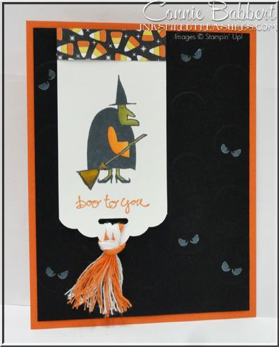 freaky friends motley monsters stampin up stampinup connie babbert - Stampin Up Halloween Ideas