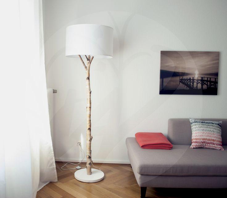 die besten 25 birkenstamm deko ideen auf pinterest birkenstamm weihnachtliche holzpfosten. Black Bedroom Furniture Sets. Home Design Ideas