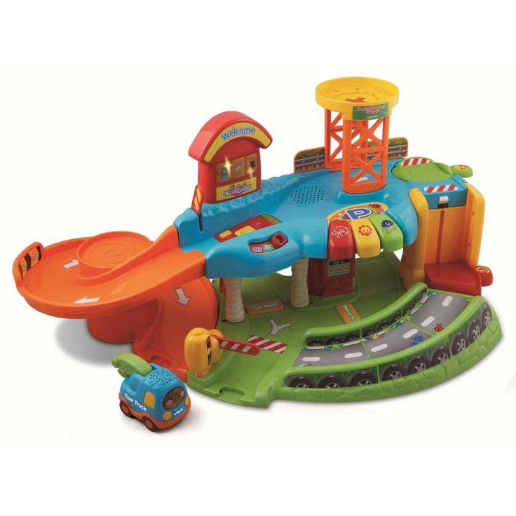 VTech Toot-Toot Drivers Garage | Toys R Us Australia $70