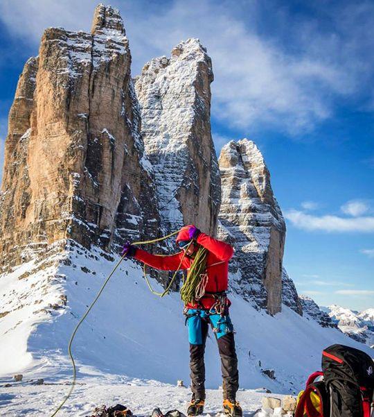 Tom Ballard Solos the Six Great North Walls in Calendar Winter: An Interview - Alpinist.com