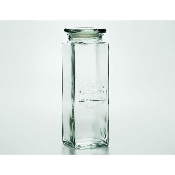 Vorratsdose Glas H32cm Küche Glas Behälter 2 5l - Diese schöne schlichte und zugleich elegante Dose passt auf jeden Schreibtisch und in jede Küche und macht diese Orte zu einem echten Hingucker