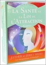 La Santé et la Loi de l'Attraction - Esther & Jerry Hicks - Librairie Bien-être/Développement Personnel - http://www.sentiersdubienetre.com/librairie-bien-etre/developpement-personnel/la-sante-et-la-loi-de-l-attraction-esther-jerry-hicks.html