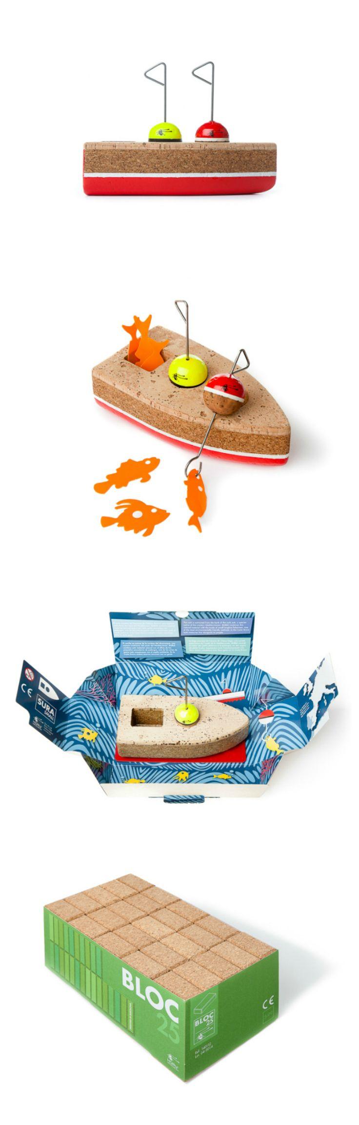 Hory, cork toys - Petit & Small