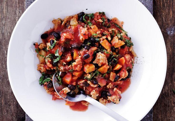 Slank livret: Chili con carne   Iform.dk