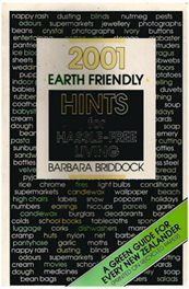 2001 Earth Friendly Hints for Hassle-Free Living