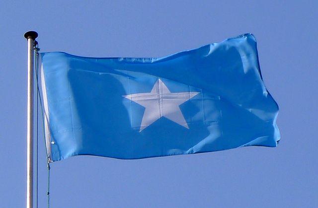 Somalia flag |