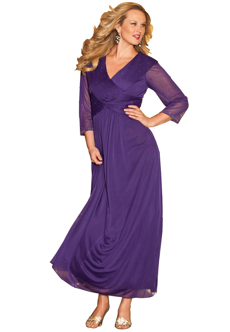 20 best Plus size women\'s formal images on Pinterest | Mother bride ...