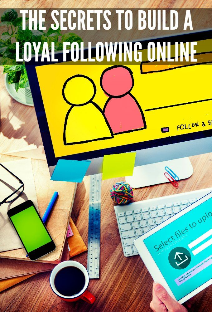 Build a loyal following for your blog, website, podcast, or whatever it is you do that needs digital marketing!