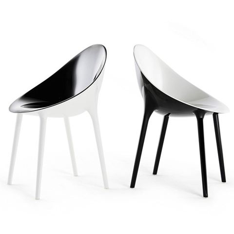 Kartell Super Impossible Chair solid by Philippe Starck