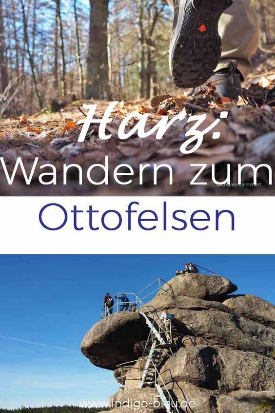 Wandern in Wernigerode/Harz: Auf zum Ottofelsen