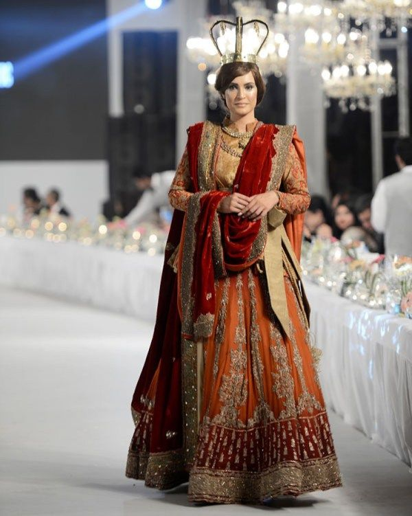 Latest Stylish Bridal Sharara Designs For Bride