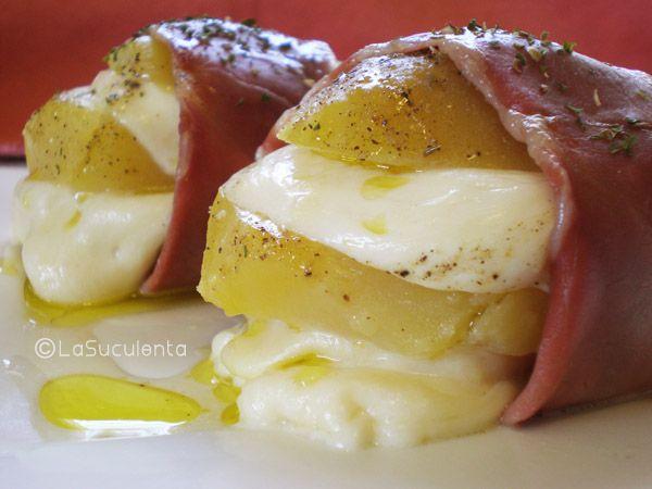 16 best images about cocinar patatas on pinterest bacon for Cocinar patatas rellenas