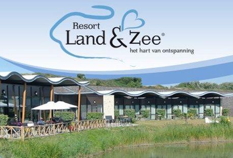 -45% - Séjour détente à la côte zélandaise, comprend le séjour au Resort Land & Zee (1, 2, 3 ou 4 n.), le petit déjeuner, le vélo de location durant une journée, le parking gratuit et 1, 2 ou 3 repas 3 services