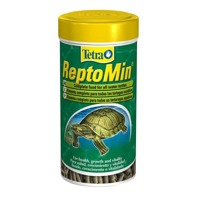 Comida Para Tortugas Tetra Reptomin En 2020 Comida Tortugas Y