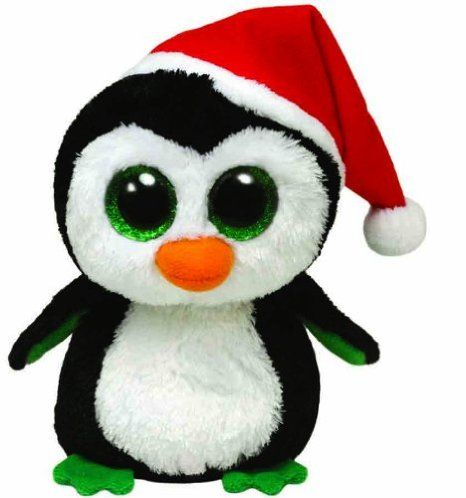 Amazon.com: Ty Beanie Boos Igloo - Penguin: Toys & Games