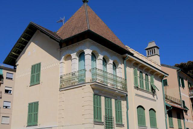 Bordighera (IM) - Villa Il Rifugio